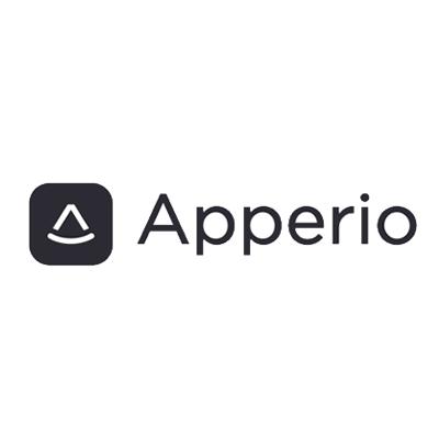 logo circle apperio