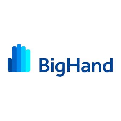 logo circle bighand