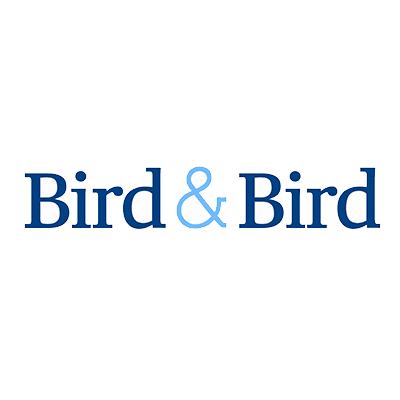 logo circle bird bird