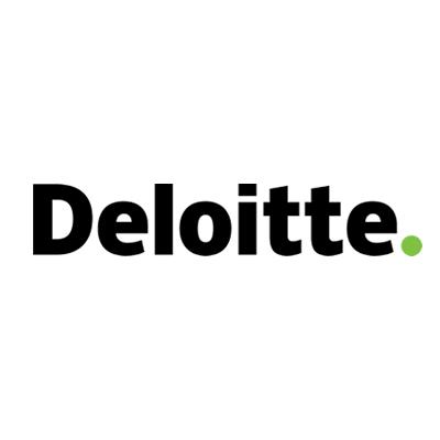 logo circle deloitte