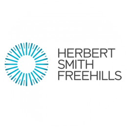 logo circle herbert smith