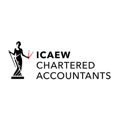 logo circle icaew