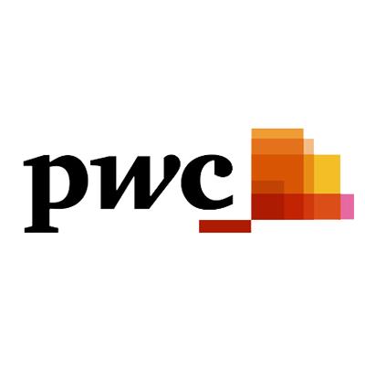 logo circle pwc