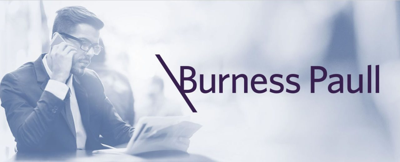 Burness Paull Press Release UK