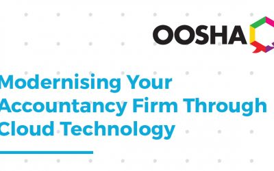 Oosha eBook Modernising your accountancy firm through Cloud technology