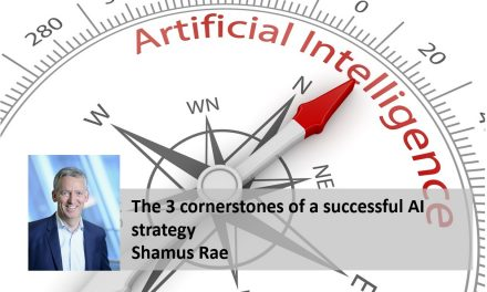 The 3 cornerstones of a successful AI strategy