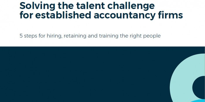 Silverfin solving the talent challenge cover