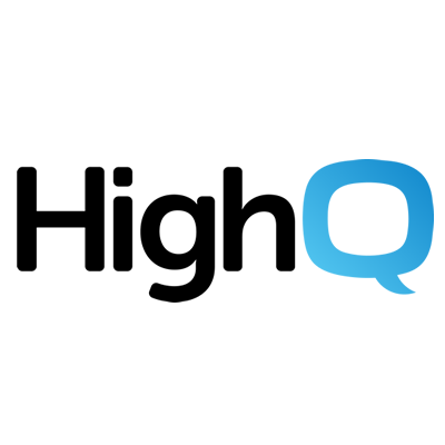 logo circle highQ