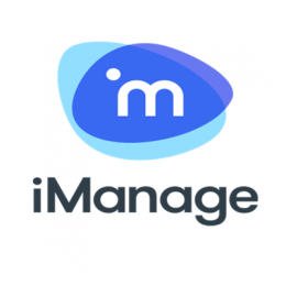 logo circle imanage