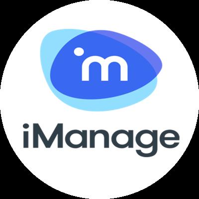 logo circle imanage