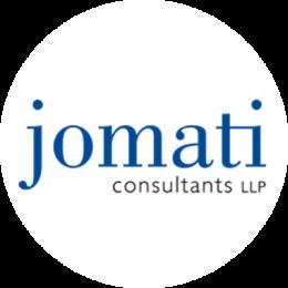 logo circle jomati