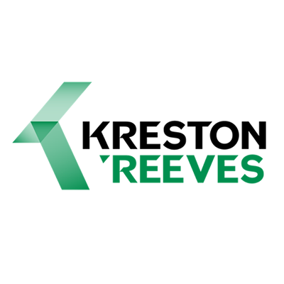 logo circle kreston reeves