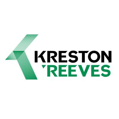 logo circle kreston reeves