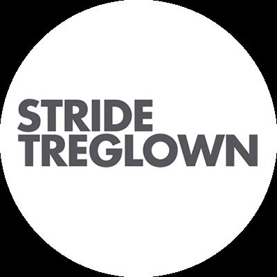 logo circle stride treglown