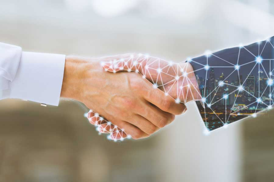 Internal audit transforms into a strategic business partner web