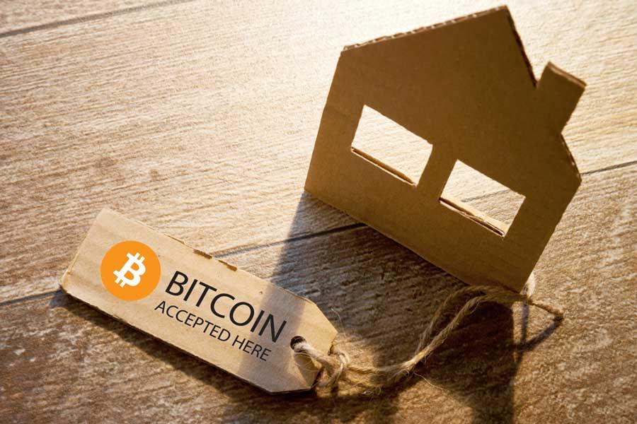 Real estate blockchain milestone web2