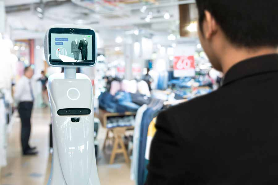 Consultants help retailers tailor new technology to customers