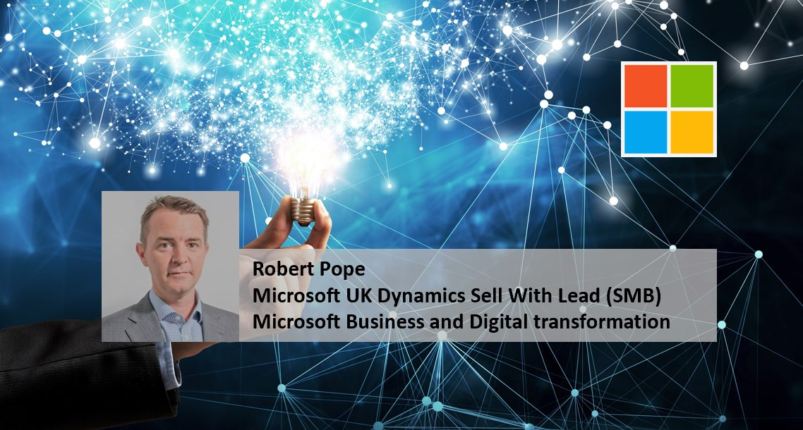 Robert Pope: The Client of the Future – Innovating around the Client Experience