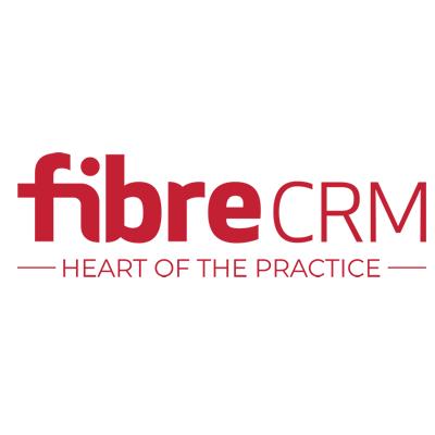 logo circle fibrecrm