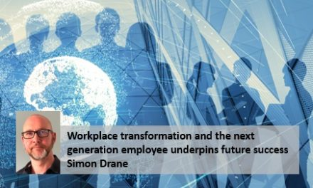 Workplace transformation and the next generation employee underpins future success