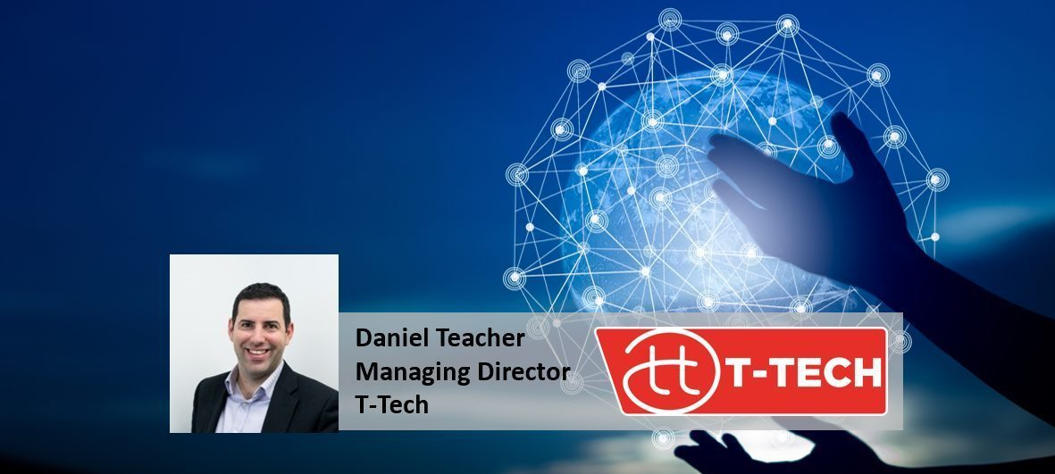 Daniel Teacher: Workplace Transformation and the Next Generation Employee