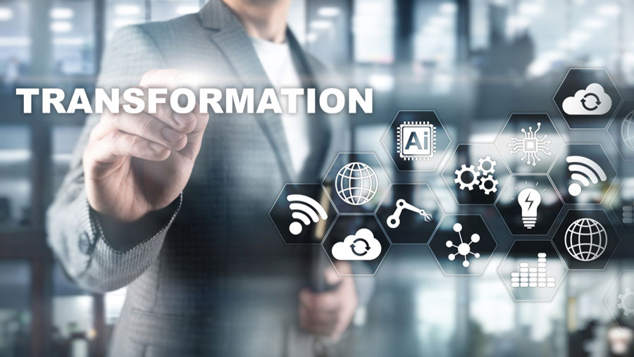 Digital transformation: Moving beyond the expectation gap to the cutting edge