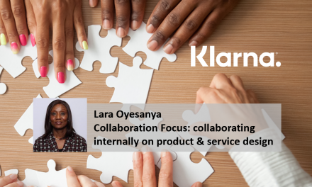 Collaboration Focus: collaborating internally on product & service design
