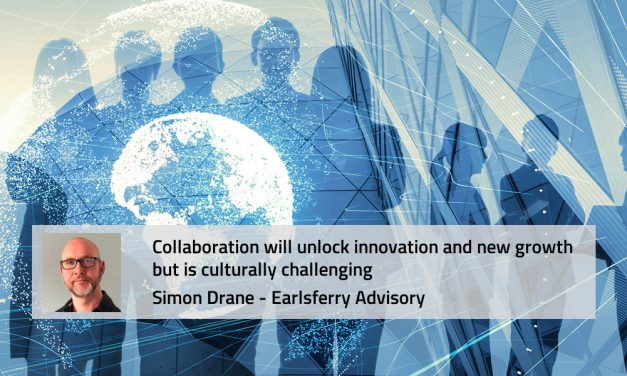 Collaboration will unlock innovation and new growth but is culturally challenging