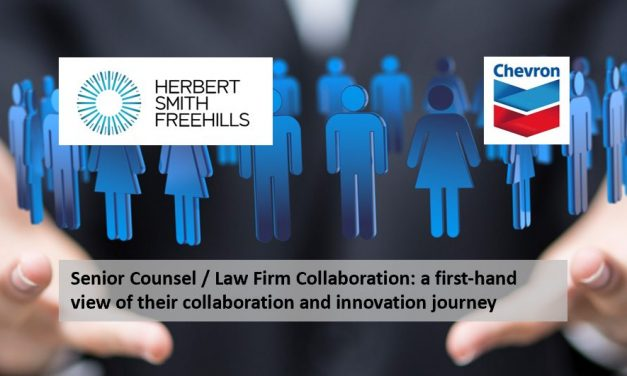 Senior Counsel / Law Firm Collaboration: their collaboration and innovation journey