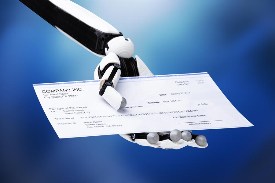 Is Artificial Intelligence the future for payroll?