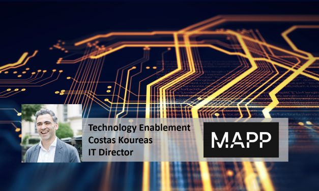 Technology Enablement with Costas Koureas, IT Director at MAPP