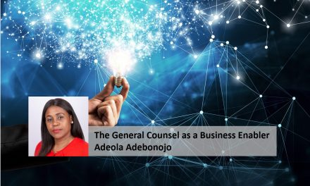 The General Counsel as a Business Enabler