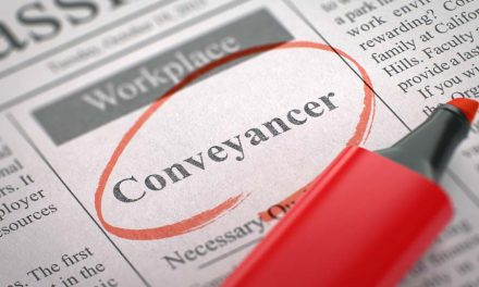 Conveyancing embraces proptech