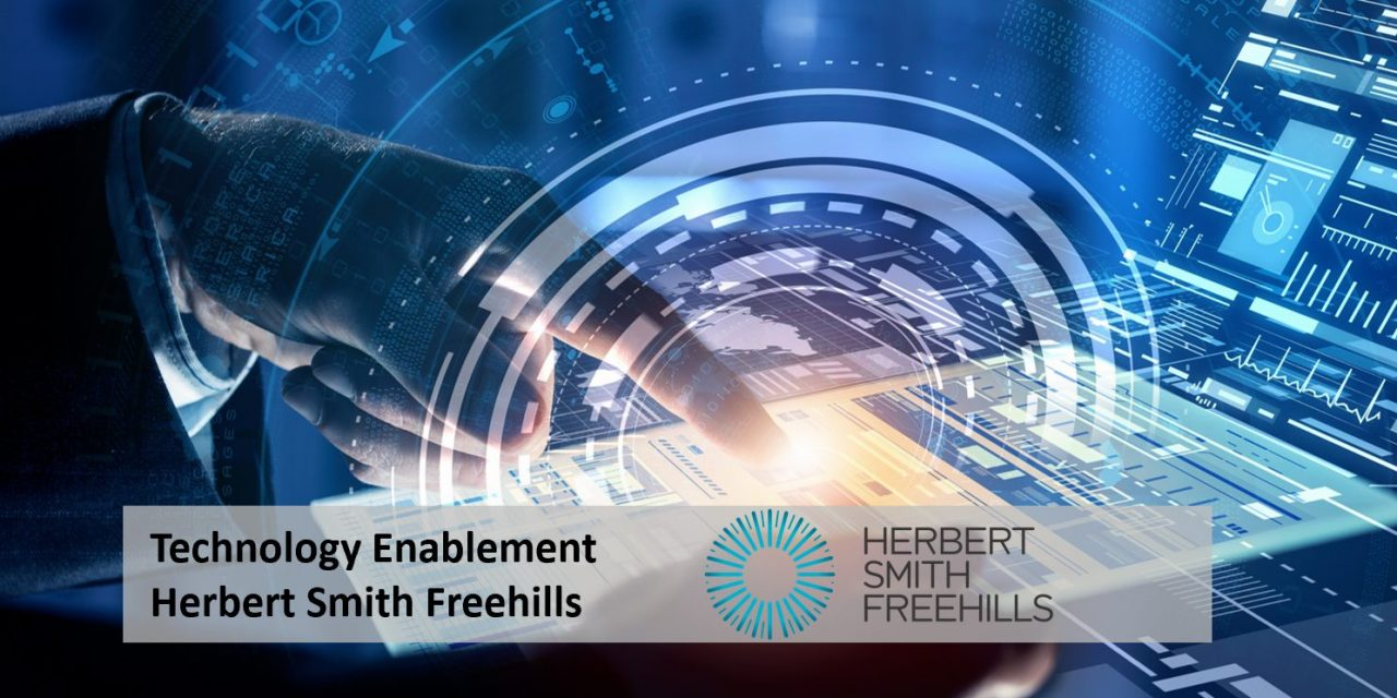 Technology Enablement: Herbert Smith Freehills