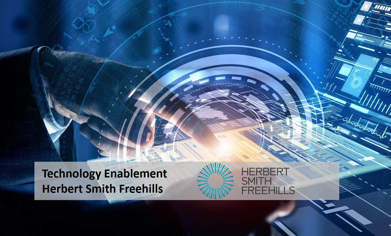 Technology Enablement: Herbert Smith Freehills