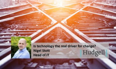 Is technology the real driver for change?