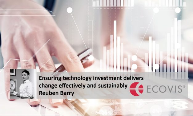 Ensuring technology investment delivers change effectively and sustainably