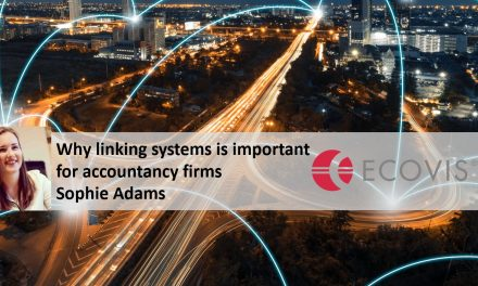Why linking systems is important for accountancy firms