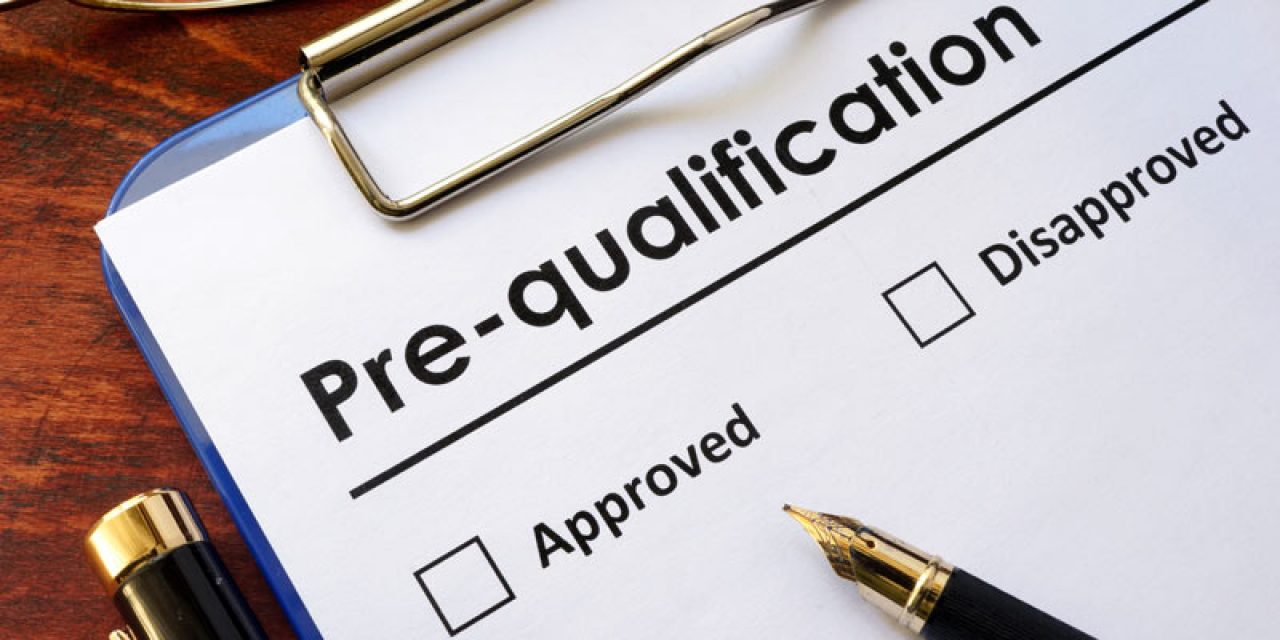 How to improve pre-mortgage application qualification