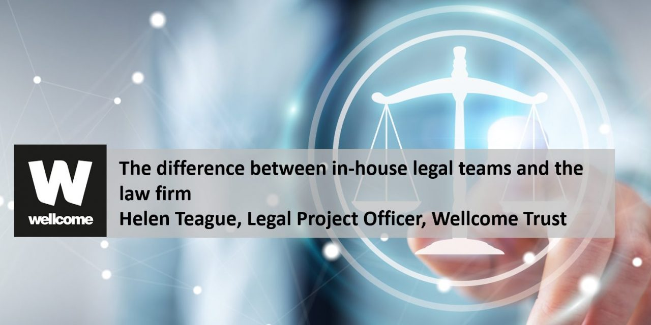 The difference between in-house legal teams and the law firm