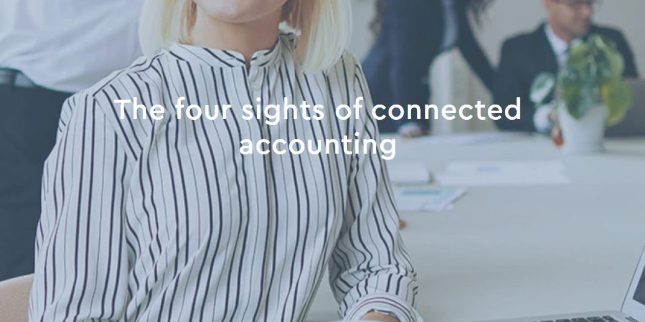 The four sights of connected accounting