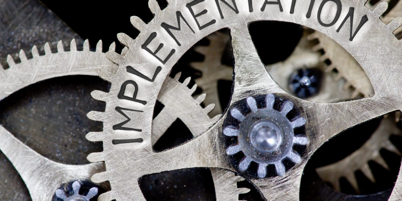 Practice management systems – tips for successful implementation