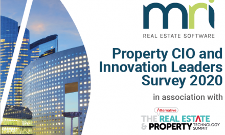 Property CIO and Innovation Leaders Survey 2020