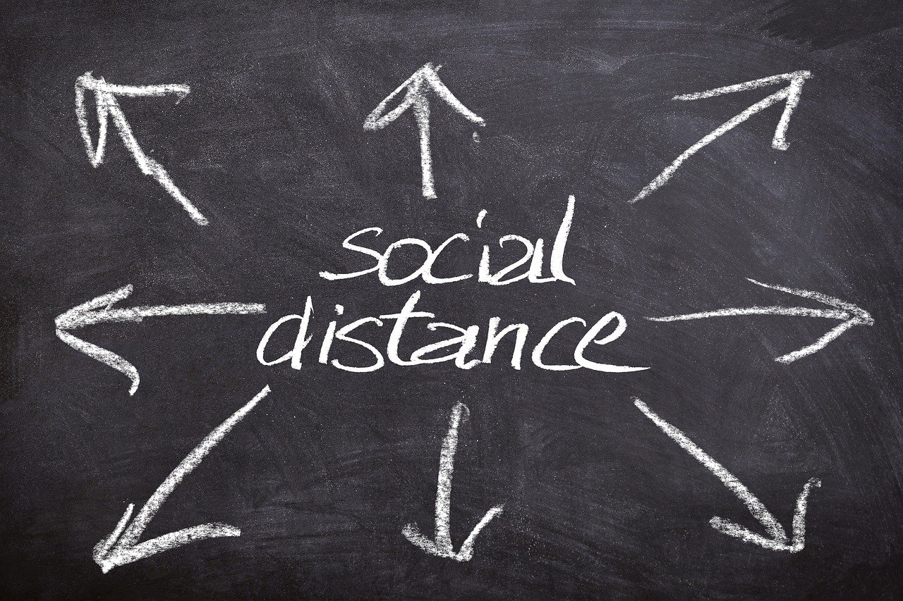 Social Distancing – the new normal