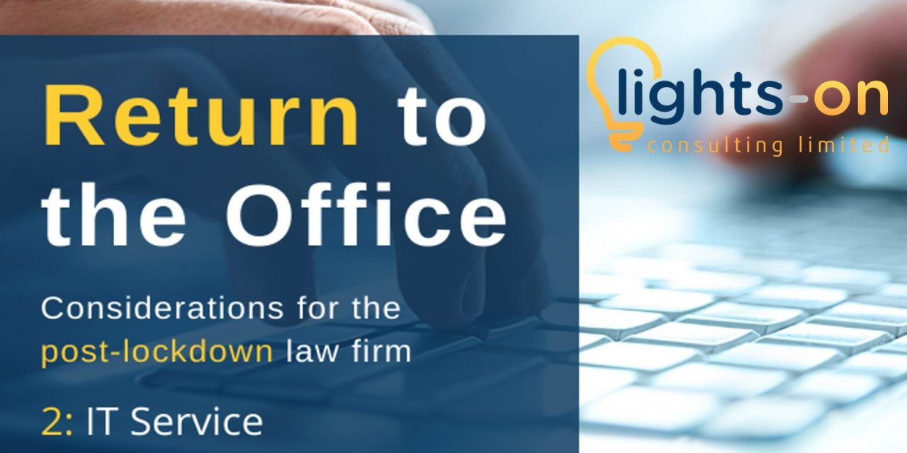 Return to the Office – IT Service