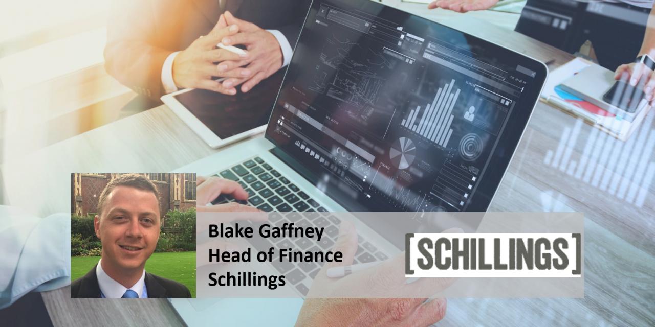Digitally transforming Schillings' finance function