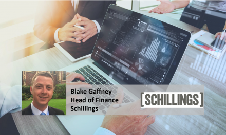 Digitally transforming Schillings' finance function