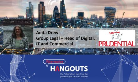 Alternative Takeaways with Anita Drew, Group Legal – Head of Digital, IT and Commercial at Prudential