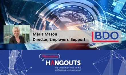Alternative Takeaways with Maria Mason, Director, Employers' Support at BDO