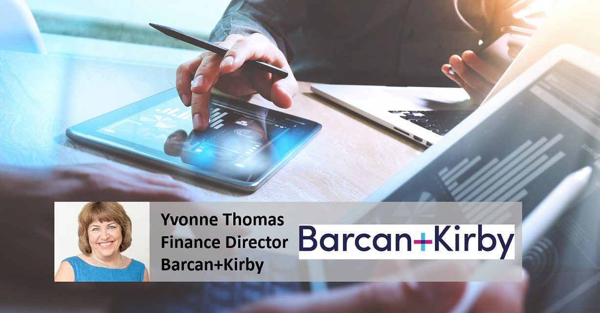 Financial Directors are the CPUs of business